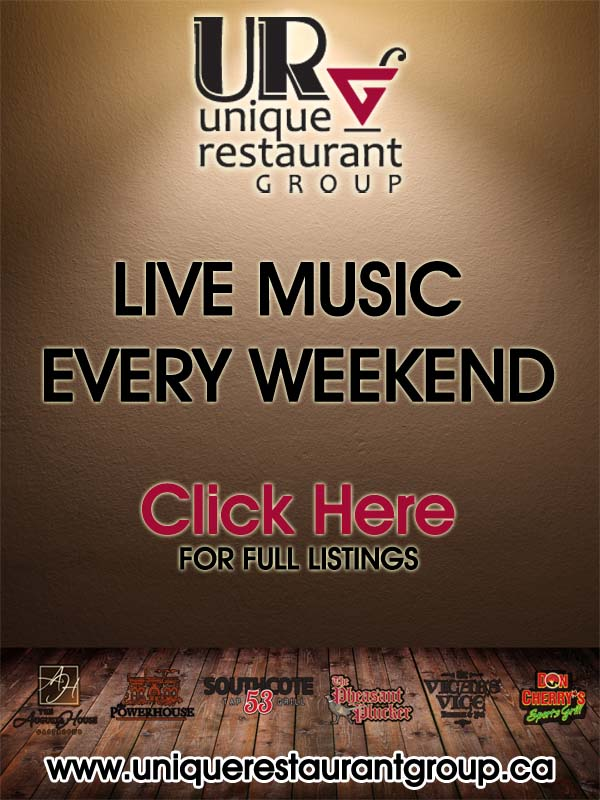 Live Entertainment - URG