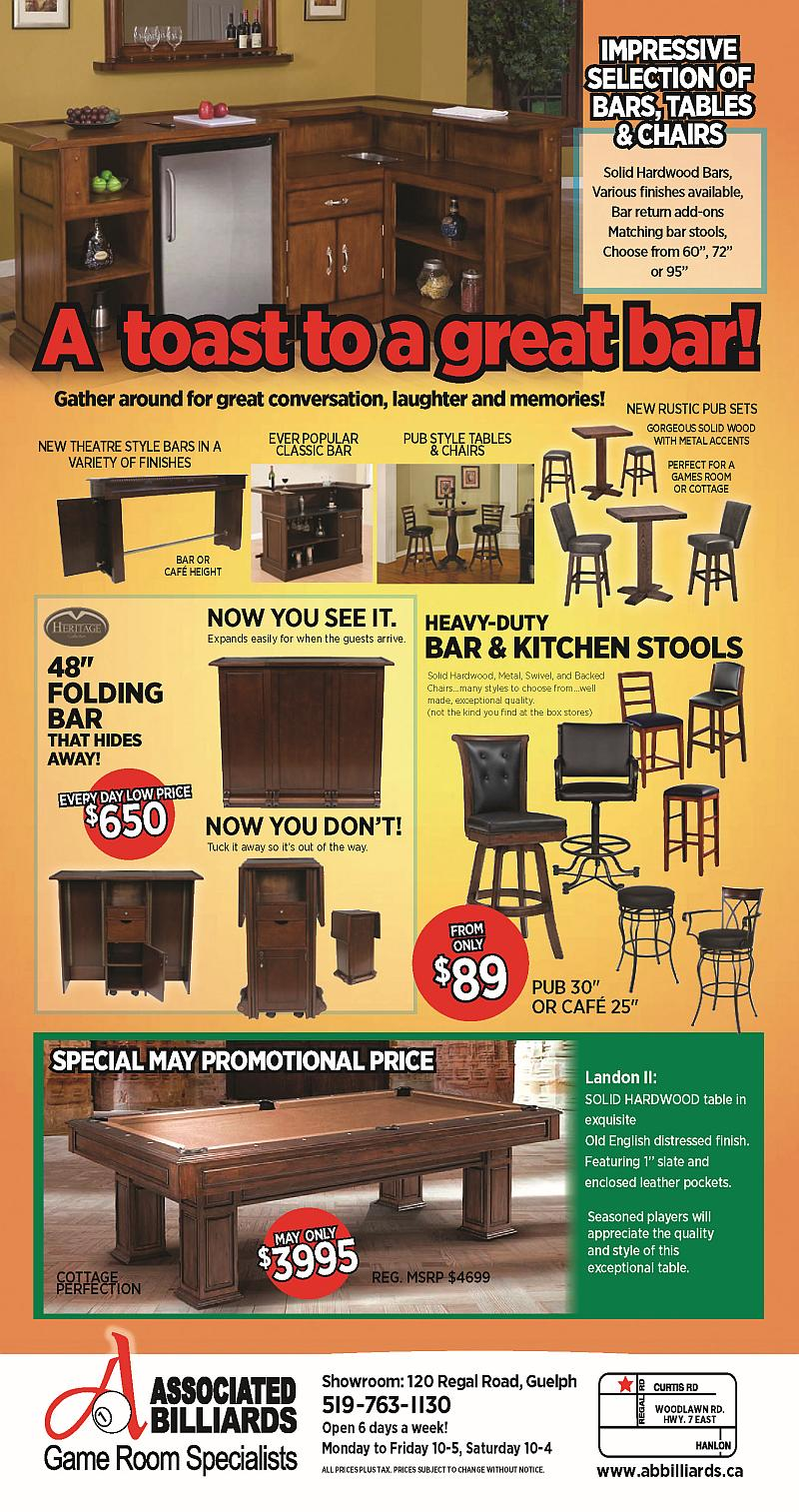 MONTHLY FLYER